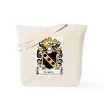 Elsnic Family Crest Tote Bag