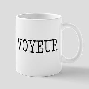 voyeur 2 Mug