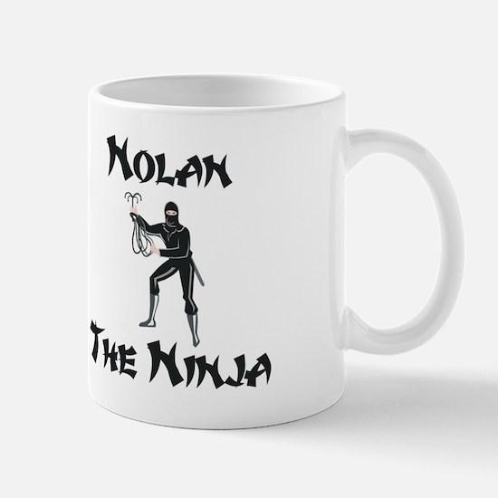 Nolan - The Ninja Mug