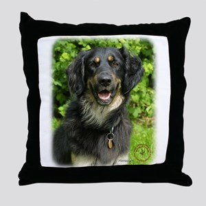 Hovawart 9W009D-019 Throw Pillow