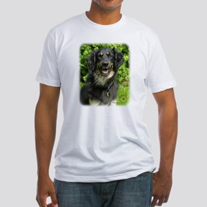 Hovawart 9W009D-019 Fitted T-Shirt