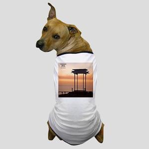Pacific Sunrise Dog T-Shirt