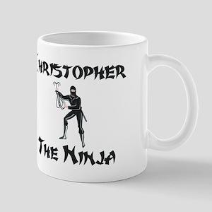 Christopher - The Ninja Mug