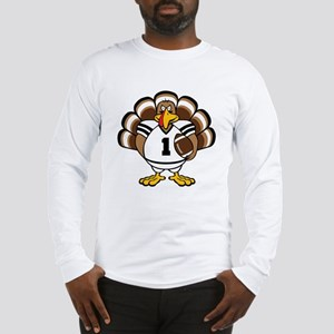 Turkey Bowl Long Sleeve T-Shirt