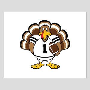 Turkey Bowl Small Poster