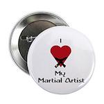 I Love (Heart) My Martial Artist 2.25