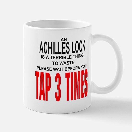 Achilles Lock Mug