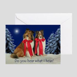 Do You Hear? Christmas Card