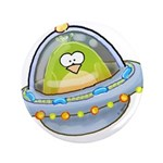 Space Alien Penguin 3.5