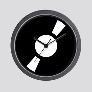 Retro Classic Vinyl Record Wall Clock