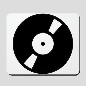 Retro Classic Vinyl Record Mousepad