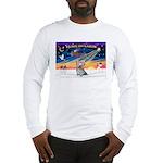XmasSunrise/Yorkie #13 Long Sleeve T-Shirt