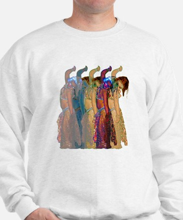 Rainbow Troupe Sweatshirt