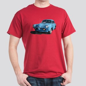 Helaine's Torquoise Henry J Too Dark T-Shirt