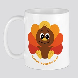 Happy Turkey Day Mug