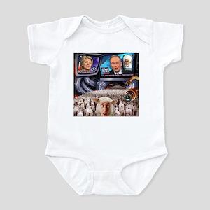 Sheeple Infant Bodysuit
