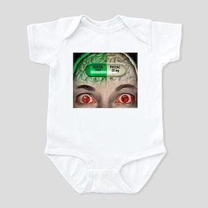 Prozac Infant Bodysuit