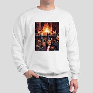 Bohemian Grove Bushes Sweatshirt