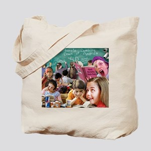 Dumbing Down Tote Bag