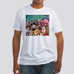 Dumbing Down Fitted T-Shirt