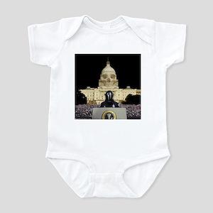Martial Law Capital Infant Bodysuit