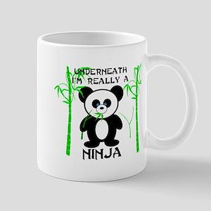 Ninja Panda Mug