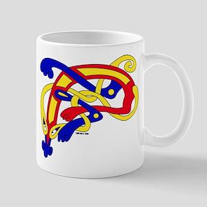 Kells Dragon Mug