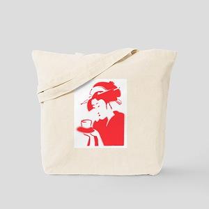 g girl tote bag