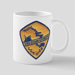 USS STARK COUNTY Mug