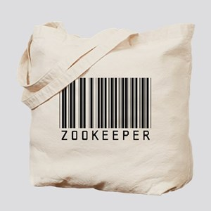 Zookeeper Barcode Tote Bag