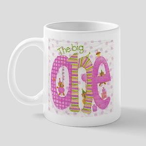 The Big One - 1st Birthday Mug