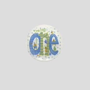 The Big One - 1st Birthday Mini Button