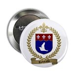 ROBITAILLE Family Crest Button
