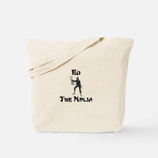 Ed - The Ninja Tote Bag