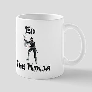 Ed - The Ninja Mug