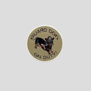 Helaine's Guard Dog Mini Button