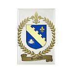 ROCHETTE Family Crest Rectangle Magnet