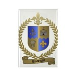 RODRIGUE Family Crest Rectangle Magnet (100 pack)