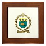 ROMPRE Family Crest Framed Tile