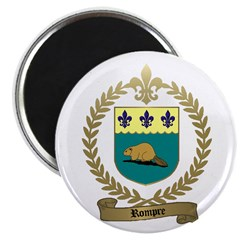 ROMPRE Family Crest Magnet