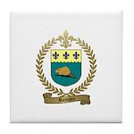 ROMPRE Family Crest Tile Coaster
