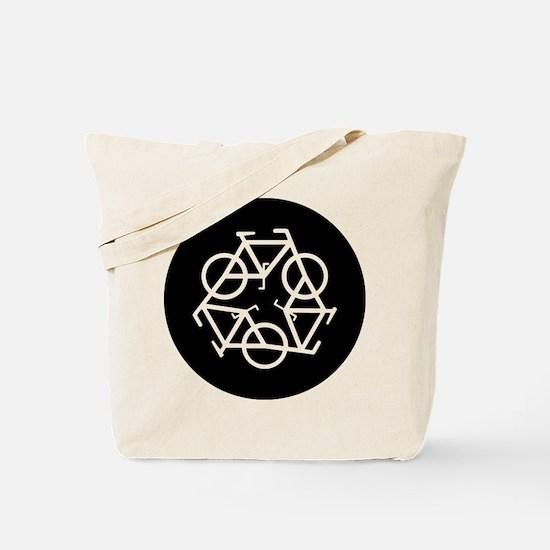 Rebicycle Tote Bag