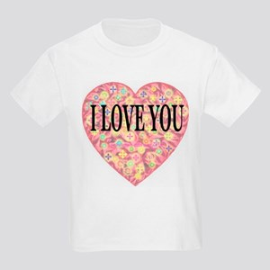 I LOVE YOU Kids T-Shirt