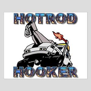 Hot Rod Hooker Small Poster