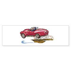 hOtRoD PeNgUiN Bumper Sticker (10 pk)