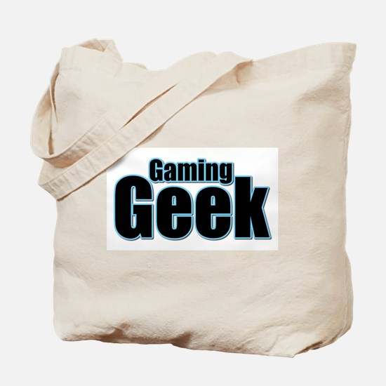 Gaming Geek Tote Bag