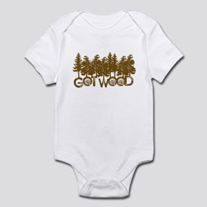 Shaun Dead Got Wood Infant Bodysuit