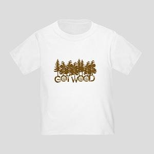 Shaun Dead Got Wood Toddler T-Shirt