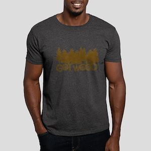 Shaun Dead Got Wood Dark T-Shirt