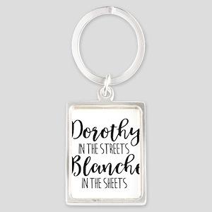 Dorothy Blanche Keychains